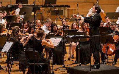 Posnetek slavnostnega koncerta ob 200 letnici slovenskega javnega glasbenega šolstva