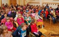 NASTOPI ZA VRTCE, dvorana šole, 17.2.2014, ob 9., 10. in 11. uri