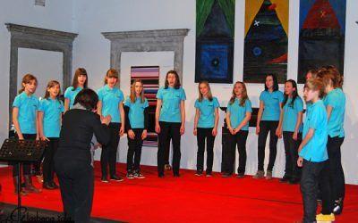 KONCERT MPZ Glasbene matice Ljubljana in MPZ GŠ Slavka Osterca Ljutomer – 8.3.2013 v ljubljanskih Križankah