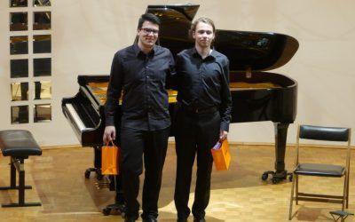 6. ABONMAJSKI KONCERT – Jernej Bedekovič, klavir in Izidor Tojnko, kitara, dvorana šole 16.3.2017, ob 18.30 uri