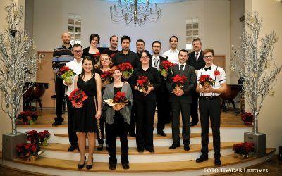 IX. KONCERT UČITELJEV, dvorana šole, 11.12.2014, ob 19. uri